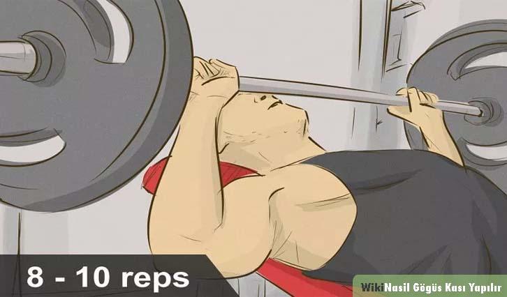 Göğüs Kası Nasıl Yapılır