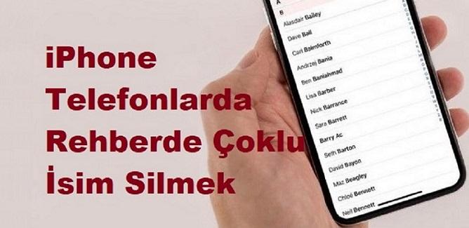 iphone-rehber-coklu-kisi-silme