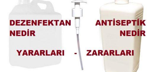 dezenfektan antiseptik